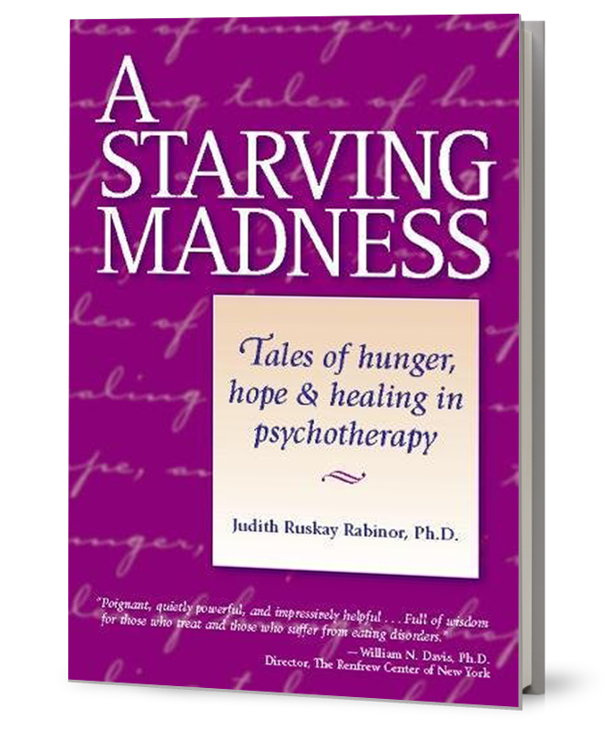 Book Cover, A Starving Madness